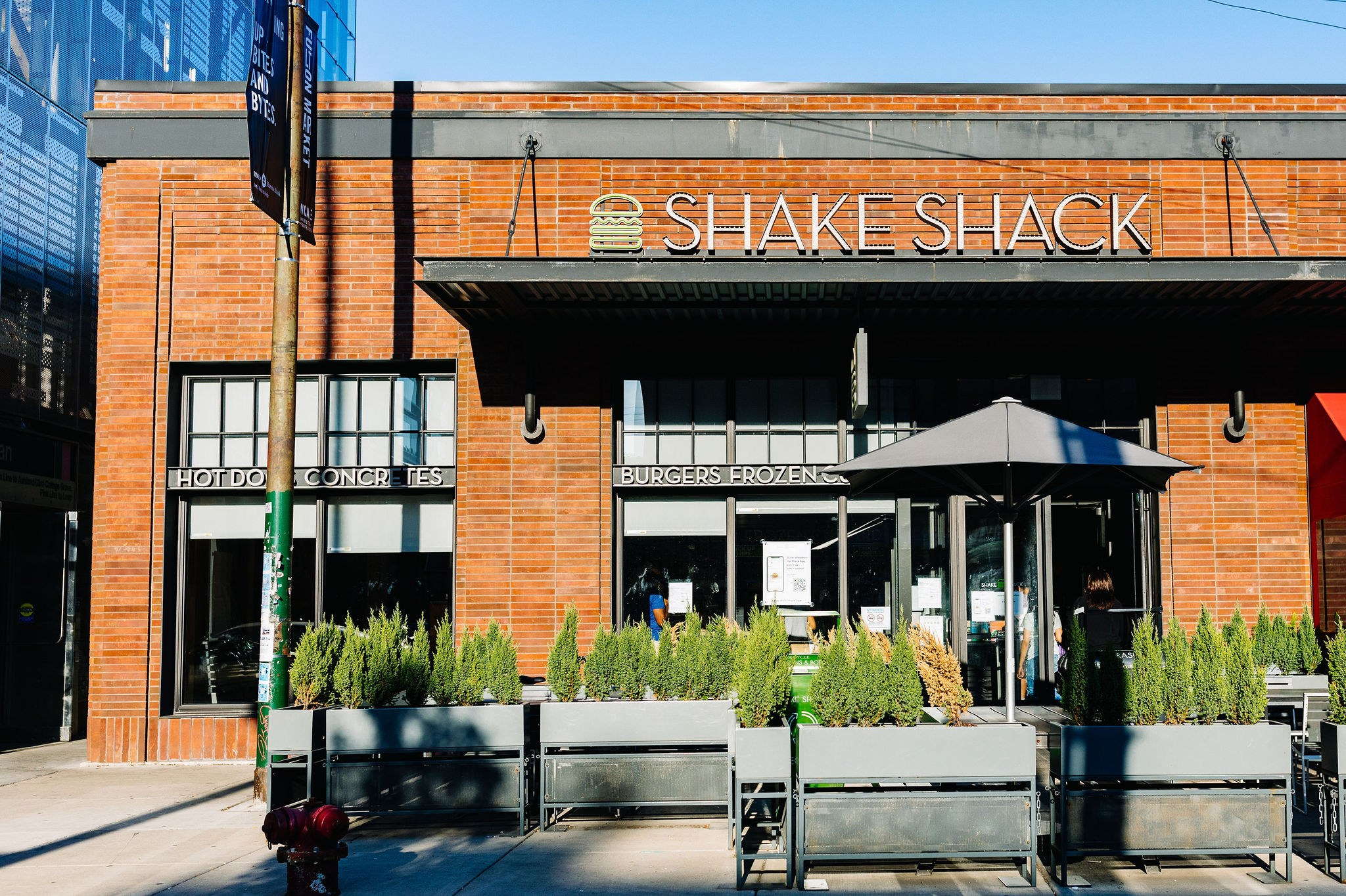Emme Chicago West Loop Shake Shack